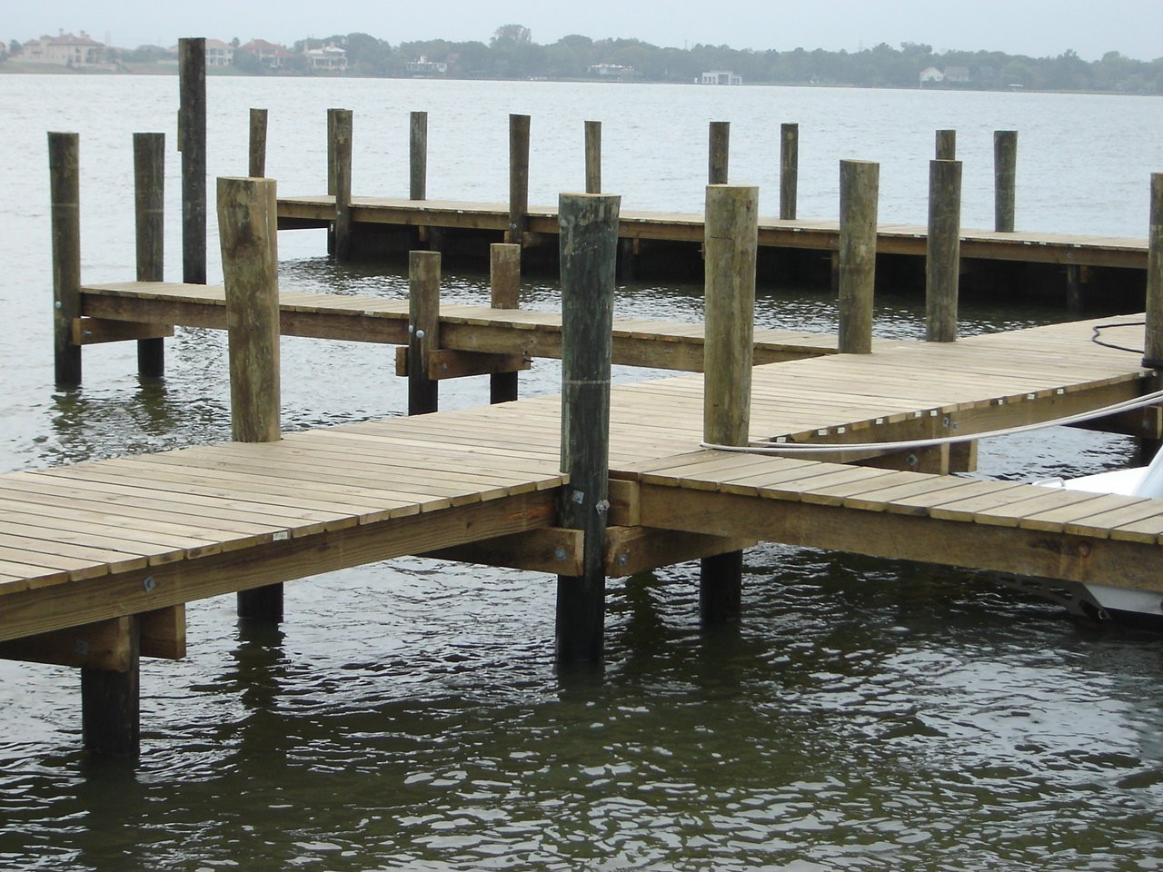 Dock Amp Pier Construction Amp Repair Services Texas
